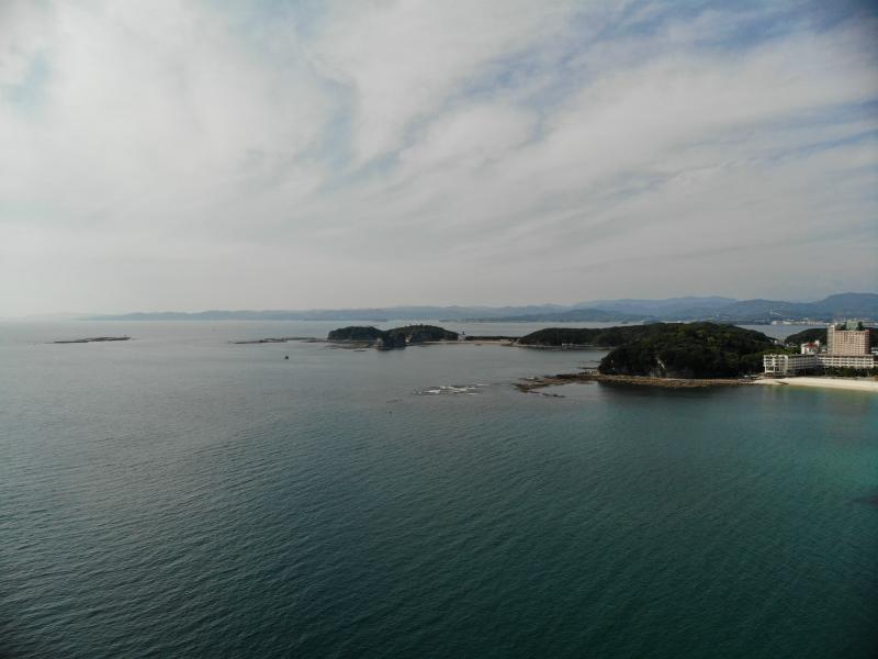 海辺の空撮(ドローン撮影)