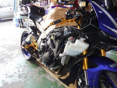 バイクの修理・整備・車検、カスタム、販売
