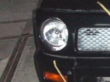 広島で車修理依頼を承る「山本鈑金」のヘッドライトの修理