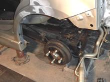 広島の車修理「山本鈑金」のブレーキ修理