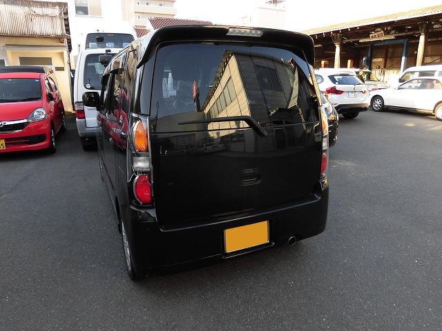 [板金塗装修理事例]広島市 安佐北区より入庫のワゴンR板金修理
