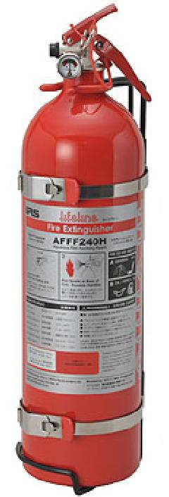 IRS AFFF消火器