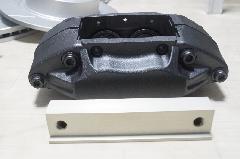 KB1レジェンドキャリパー流用KIT(320mmローター、超超ジュラルミン使用タイプ)
