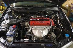 H22Aバランシングエンジン