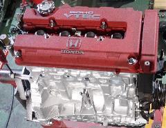 B16B  バランシングエンジン