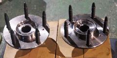 DC2クロモリ製レーシングハブボルト