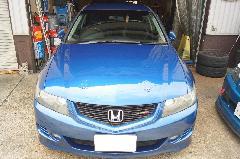 CL7ドライカーボンボンネット 純正塗装済み カラーにより金額変動