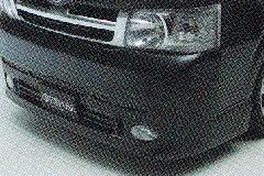 Front Bumper Spoiler[�l�b�g�t]�iHIACE 200 Type1/2�^EX-Style1 �i���[�j