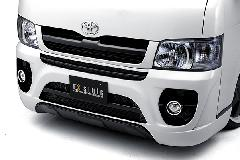 Front Bumper Spoiler�iHIACE 200TypeEX-Style2 �i���[�j