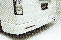 Rear Bumper Spoiler[ネット付]