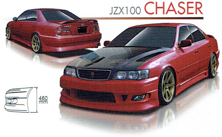 ストリームライン JZX100 チェイサー