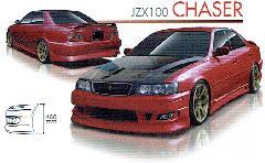 ストリームライン JZX100 チェイサー フロントバンパー