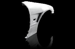 S15 シルビア全年式 +40mm フロントフェンダー 片側