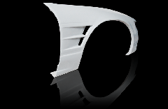 S13 シルビア全年式 +40mm  フロントフェンダー 左右セット