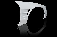 S13 シルビア全年式 +40mm  フロントフェンダー 片側