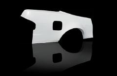 S13 シルビア全年式 +55mm  リアフェンダー 左右セット
