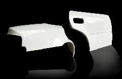 GX100/JZX100 チェイサー全年式 +50mm 〜リアフェンダー/ドアセット 左右セット