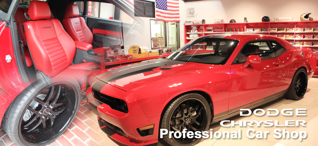 Dodge Chrysler Professional Car Shop