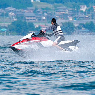 特殊船舶免許(水上バイク/ジェットスキー免許)