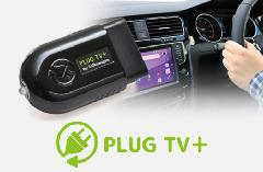 PLUG TV+ for BMW  PL2-TV-B002