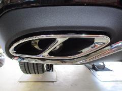 Mercedes-Benz AMG E43 純正マフラーカッター