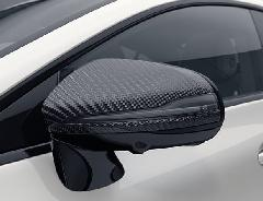 Mercedes-Benz  カーボンミラーカバーSet