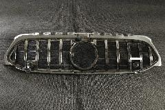 A-Class W177 Panamericana grille Black カメラ付用