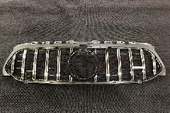A-Class W177 Panamericana grille Chrome カメラ付用