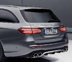 Mercedes-Benz AMG E53 リアディフューザー+マフラーエンド <ワゴン>