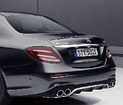 Mercedes-Benz AMG E53 リアディフューザー+マフラーエンド<セダン>