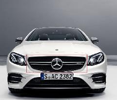 Mercedes-Benz   AMG E53 フロントグリル+AMGグリルエンブレム