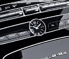 Mercedes-Benz E-Class  純正 IWC時計