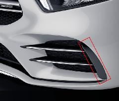 AMG A35 Flaps front bumper