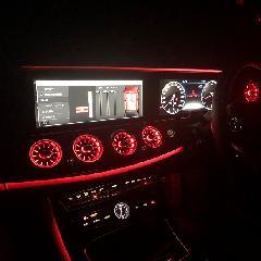 s.p.o Air vent ambient light E-Class W213用