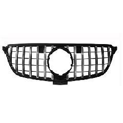 s.p.o W166 GLE  Panamericana grille Chrome 前期用