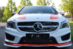 CLA-Class C117用 s.d.f star design factory社製 Diamond grille
