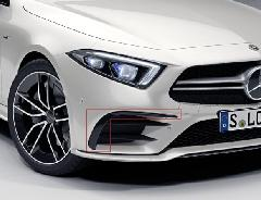 AMG CLS53 フロントバンパーフラップ
