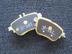E-Class W213用 s.d.f star design factory社製 Low dust brake pad