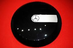 W463 Tire cover plate