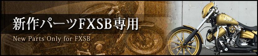 新作パーツFXSB専用