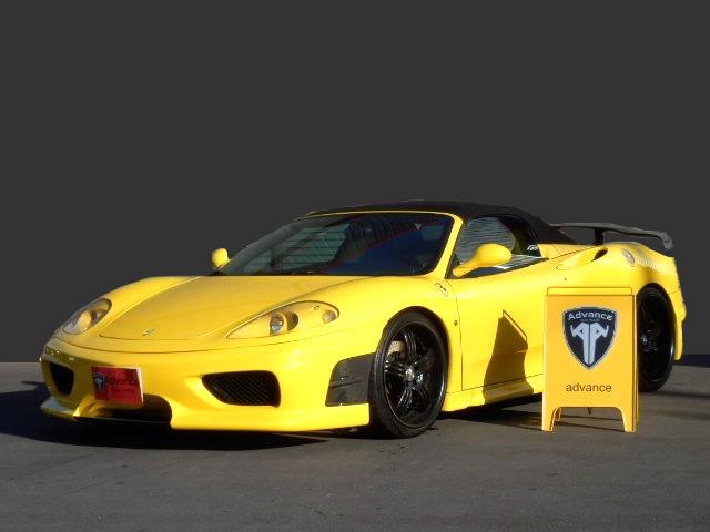 フェラーリ 360