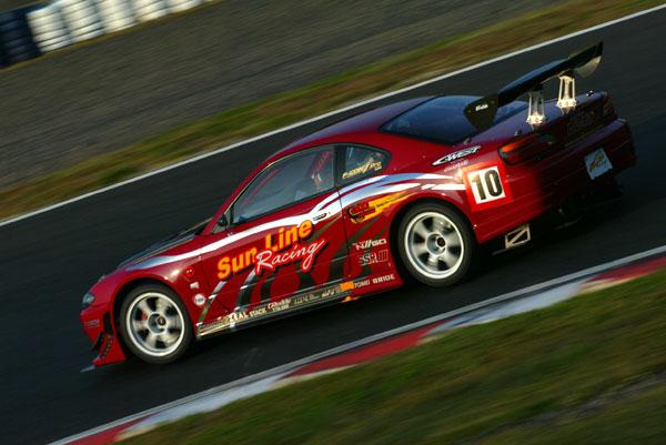 Sun Line Silvia S15 SPL