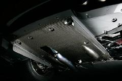 Vertical Fin for R35GT-R DC(ドライカーボン)