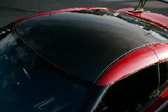 SLR Dry Carbon Roof Cover  DC(ドライカーボン)