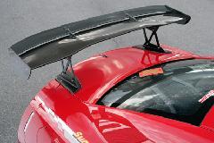 SLR 3D-GT wing Type �W for BNR34 DC(ドライカーボン)[R34]