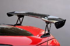 3D GTwing for Z33 Type�T(ウェットカーボン)