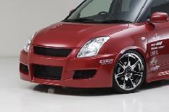 SLR SportAero SWIFT フロントエアロバンパー [FRP製]