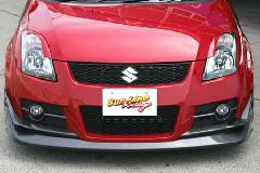 SLR Sport Aero SWIFT Sport ZC31S フロントハーフスポイラー  [カーボン製]
