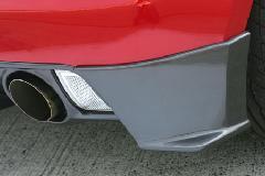 SLR Sport Aero SWIFT Sport ZC31S  リアアンダーフィン [カーボン製]