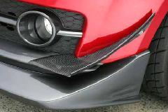 SLR Sport Aero SWIFT Sport ZC31S フロントカナード [カーボン製]